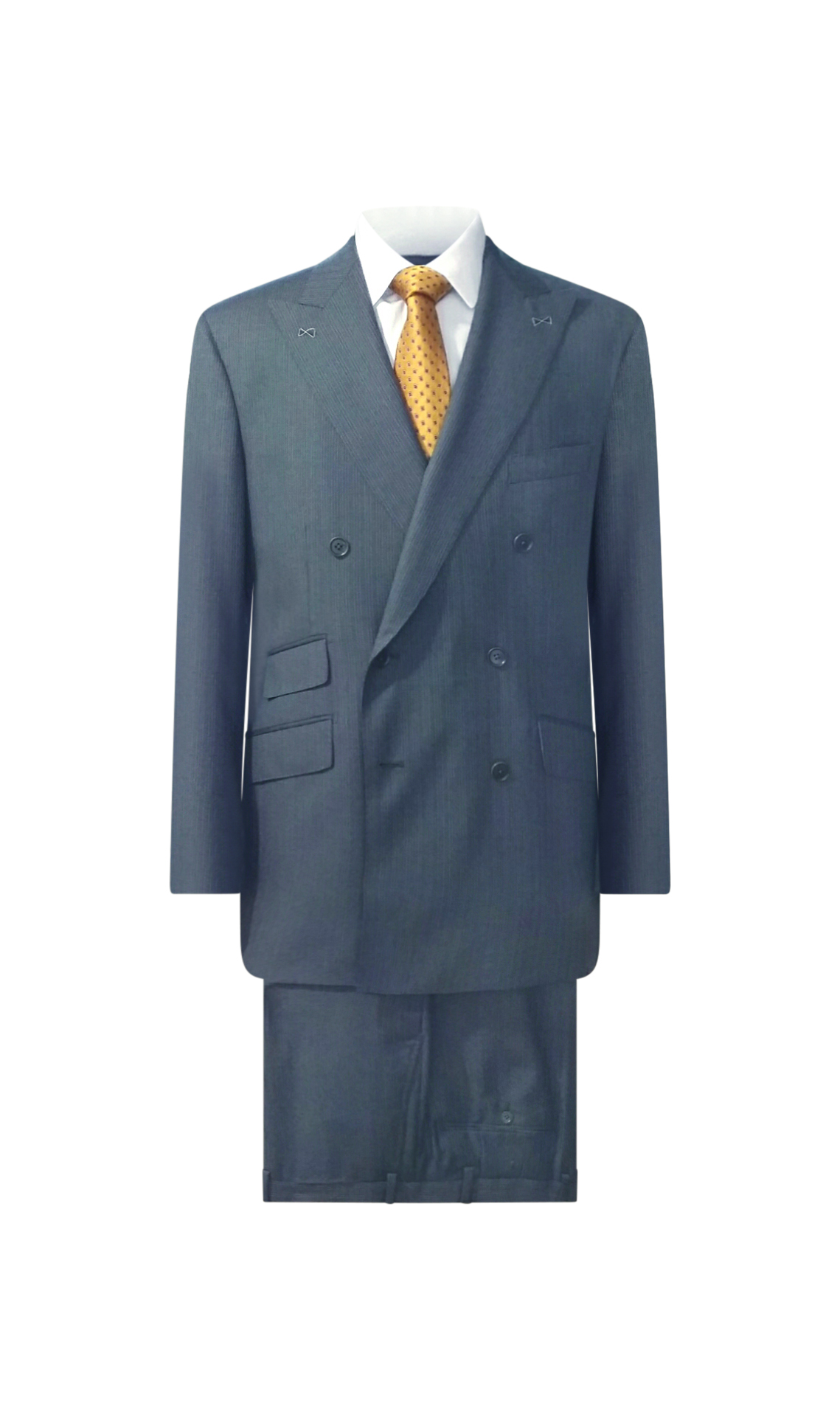Custom made suits