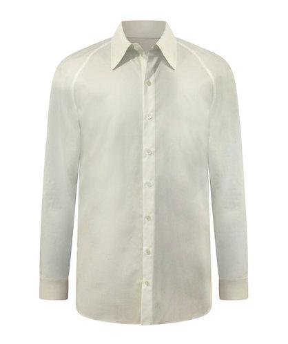 front raglan shirt