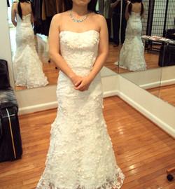 tailor made dress
