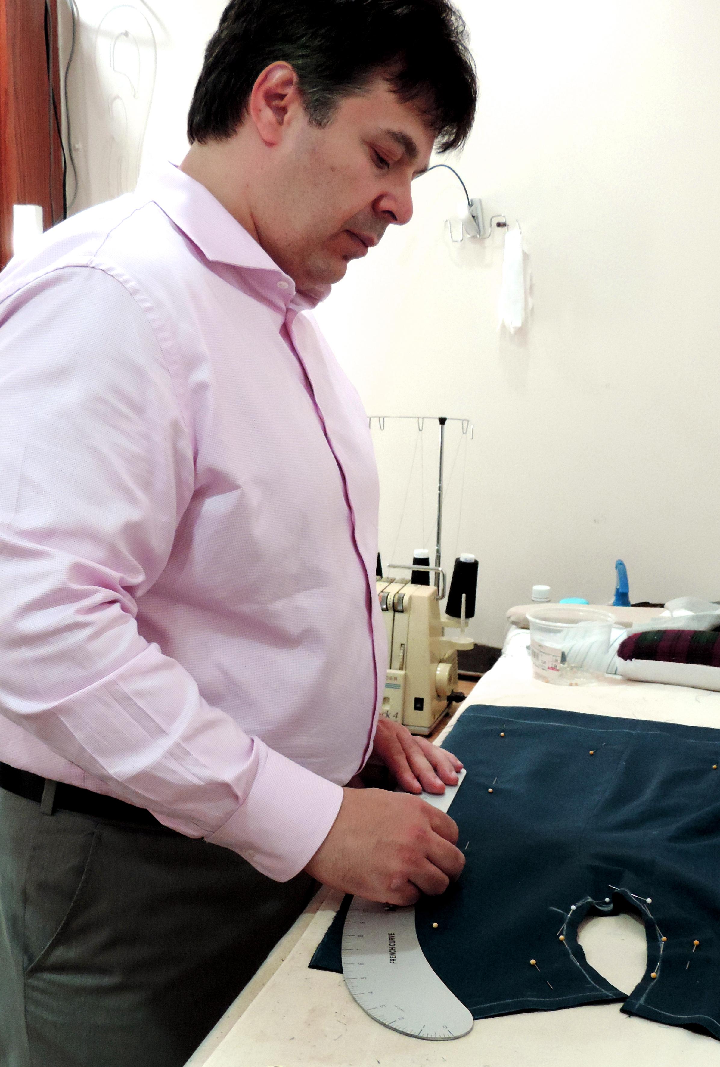 bespoke tailor