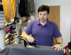bespoke shirt maker