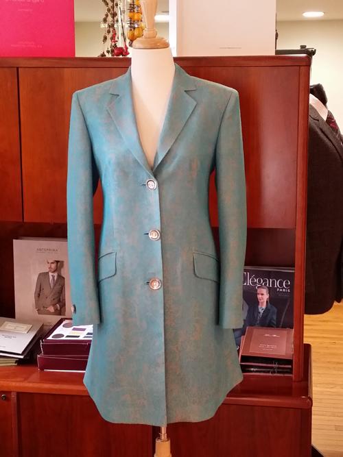 tailor made women coat