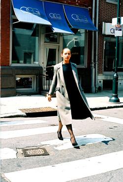 bespoke made women overcoats