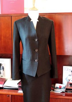 bespoke made women suits