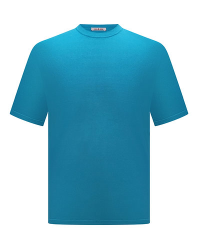 Luxury  T-shirt  100% silk