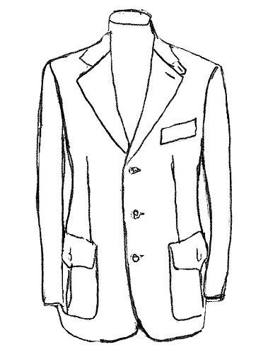 MTM jacket