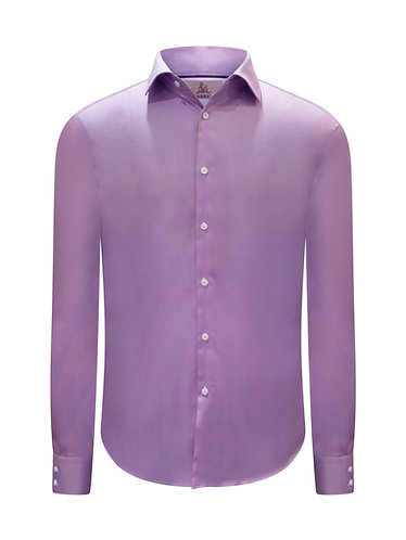 Modern Lavender Shirt