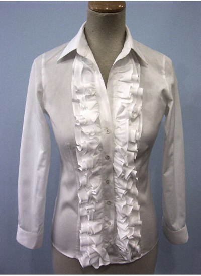 bespoke blouses for women