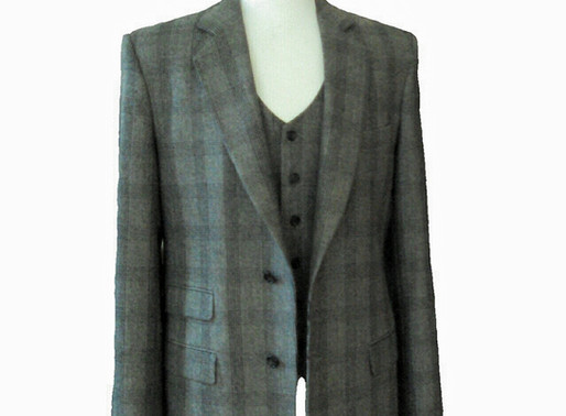 Tailor made suits.