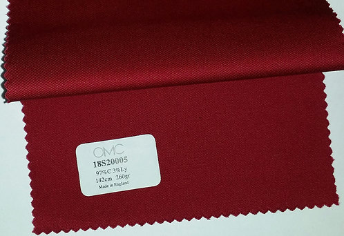 Cotton Fabric(Red )