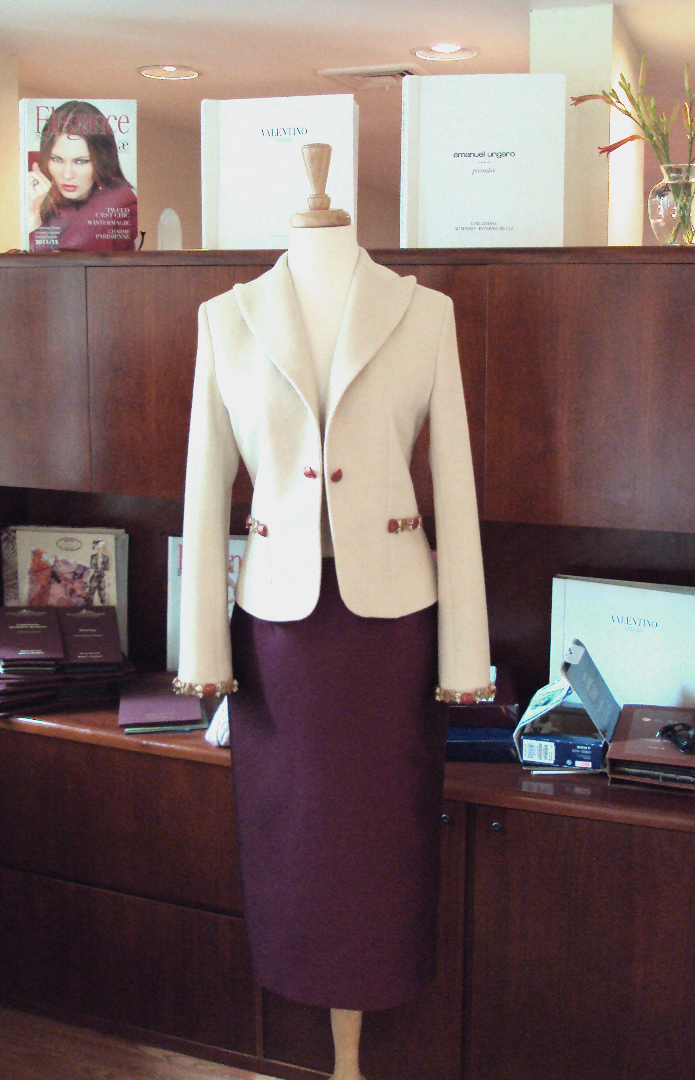 bespoke made women jacket