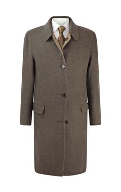 Custom overcoat
