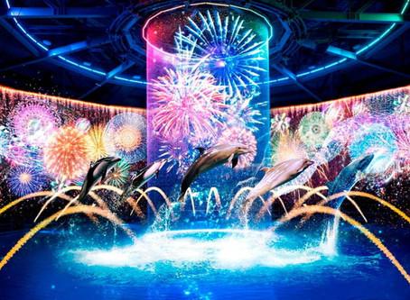 Keajaiban Dunia Bawah Laut di Maxell Aquapark Shinagawa!