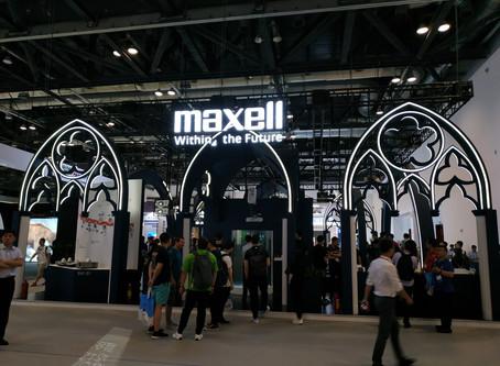 Maxell Projector di Infocomm China 2019