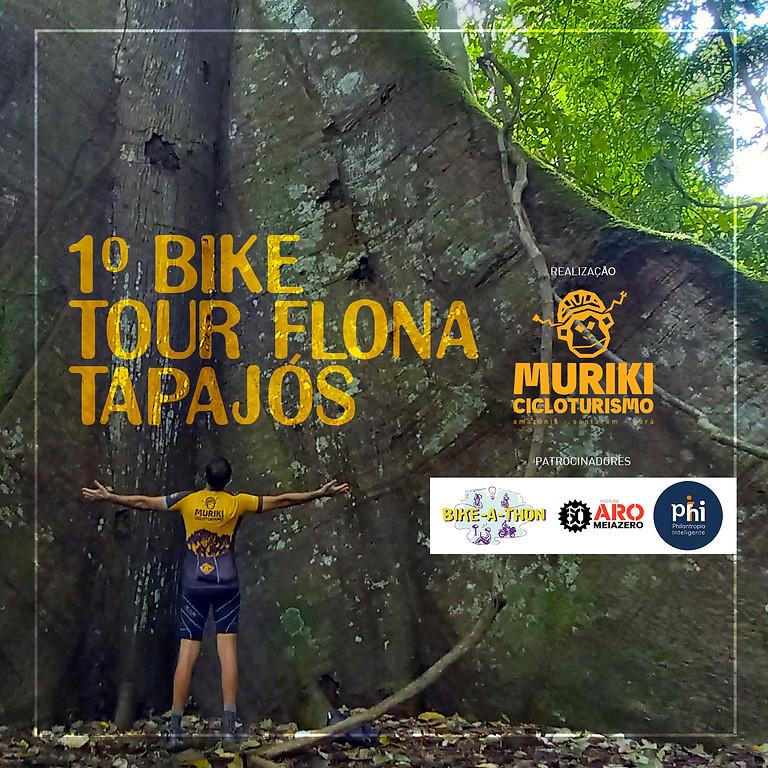 1º Bike tour FLONA Tapajós