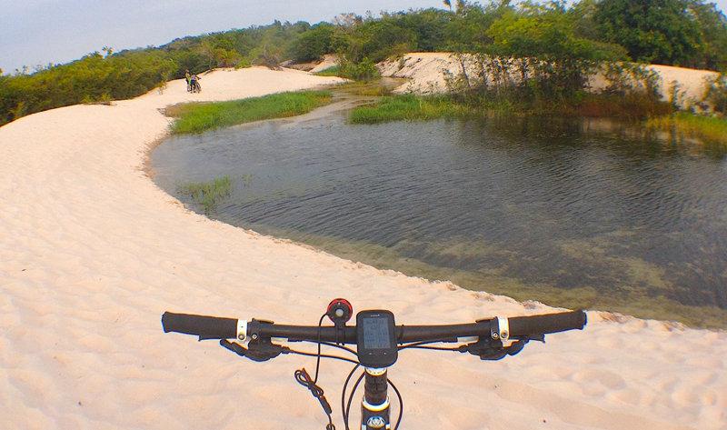 Canal das Arraias - Ponta de Pedras