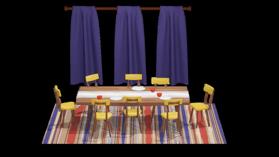 Dining Room Models