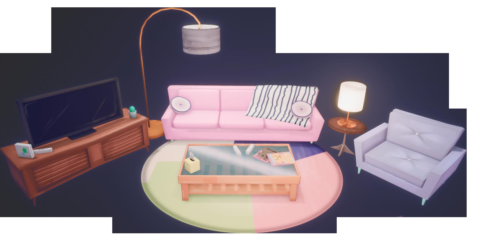 Living Room Kit