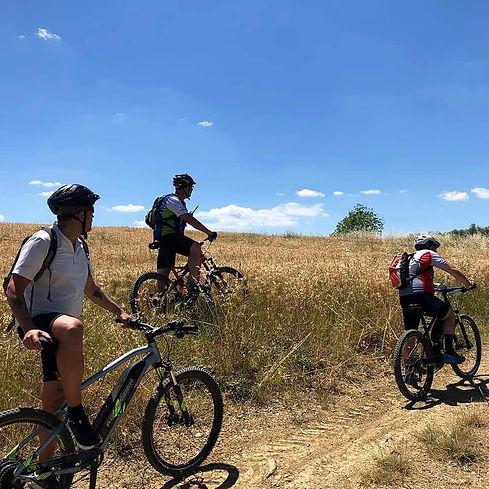 Podere San Giorgio - activities in the area