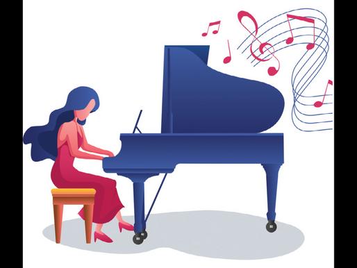 Pianisti, organisti e… le distorsioni di caviglia