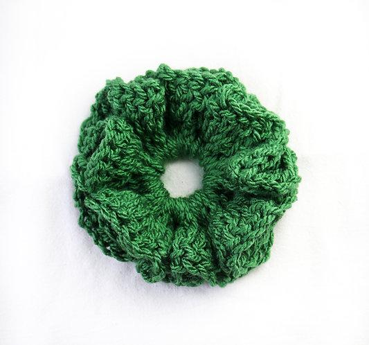 Scrunchies Verde Bosco