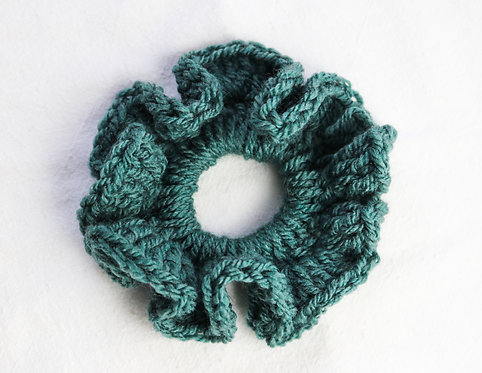 Scrunchies Small Verde
