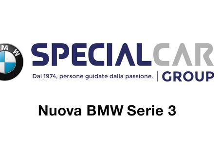 Evento presentazione nuova Serie 3