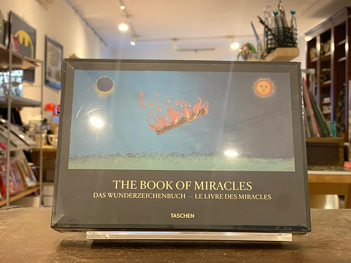 THE BOOK OF MIRACLES - Taschen