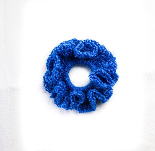 Scrunchies Small Azzurro