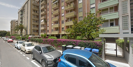 Cagliari,Via Bandello