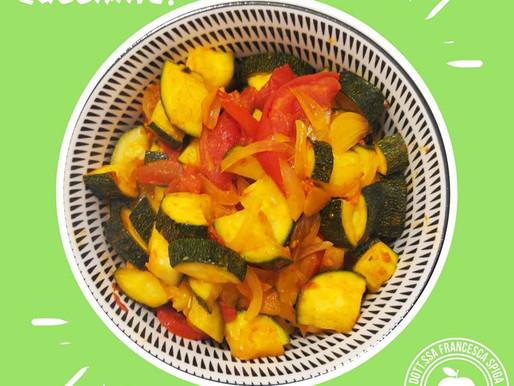 Evviva l'estate, la stagionalità e i colori a tavola - Le zucchine