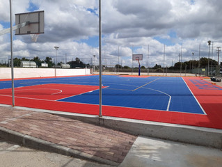 CUS Sassari - Impianto Sportivo Basket