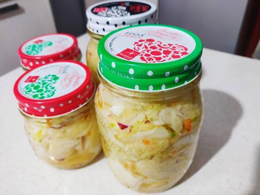 Ricette - Ecco come ho preparato per la prima volta il Kimchi