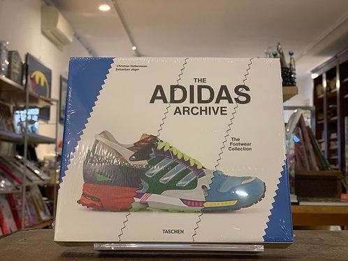 THE ADIDAS ARCHIVE. THE FOOTWEAR COLLECTION - La storia della scarpa Adidas
