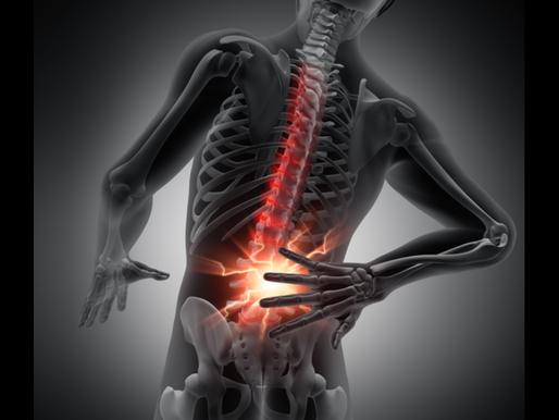 Cosa succede alla nostra schiena quando ci blocchiamo?