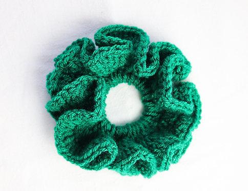 Scrunchies Smeraldo