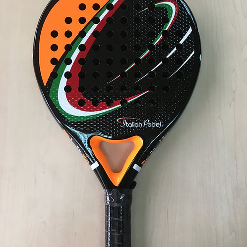 PALA ORANGE ITALIAN PADEL + CUSTODIA