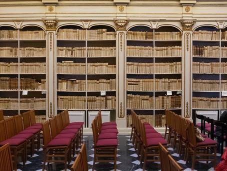 Conferenza stampa: il Polo Bibliotecario F35 e il progetto BIXInAU