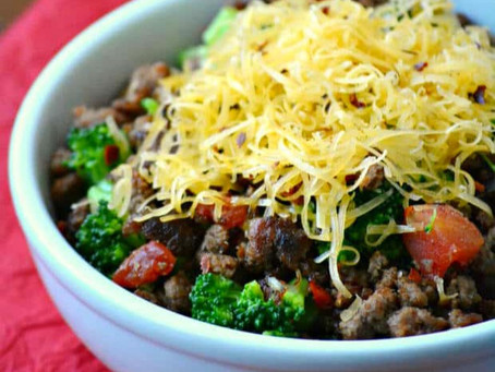 Broccoli Beef Bowl