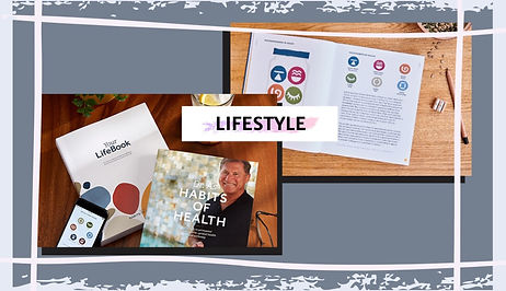healthy lifestyle book to help develop good habits