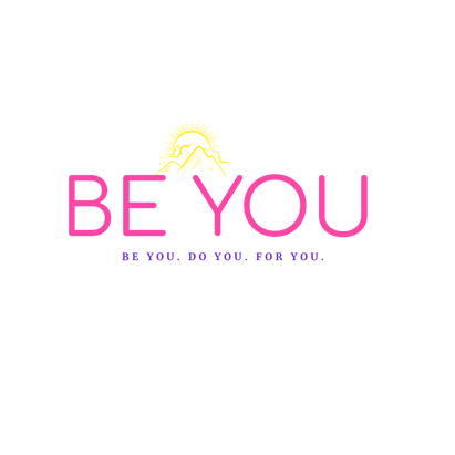 Be You Logo for Optimal Life Changers
