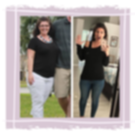 woman with optimal health from her nutrition coach