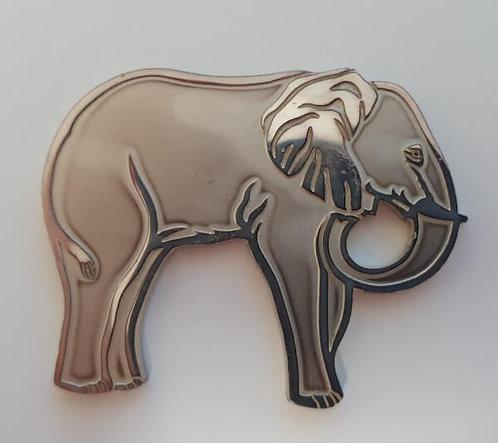 Johnson Matthey WWF 20 Gramm Silberbarren Elefant Elephant