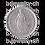 Thumbnail: 2 Franken 1907 Schweiz Silber Silbermünze