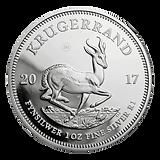 Silber Krügerrand