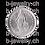 Thumbnail: 1 Franken 1956 Schweiz Silber Silbermünze