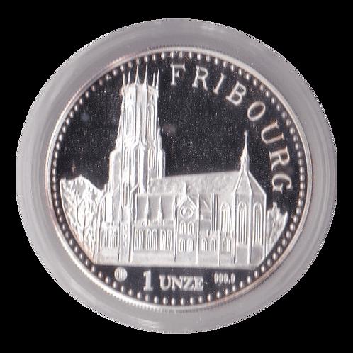 Helvetia Taler - 1998 Fribourg
