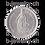 Thumbnail: 2 Franken 1955 Schweiz Silber Silbermünze