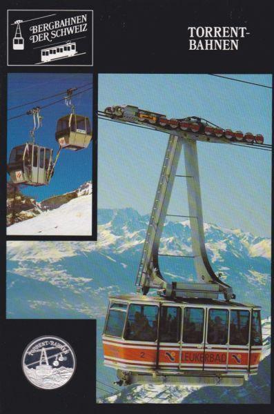 Torrent Bahnen - Bergbahnen der Schweiz - Silber Medaille