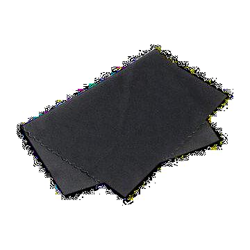 Mikrofasertuch Schwarz